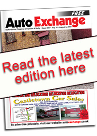 Crewe Guardian: Auto exchange