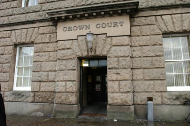Paul Ward of Alton Street appeared at Chester Crown Court