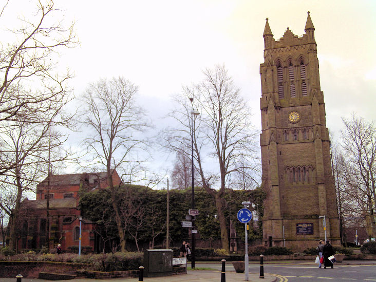 Crewe's Christ Church could be forced to close.
