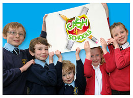 Crewe Guardian: cash for schools kids
