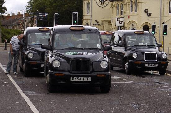 The Groby road company supplies many of London's iconic black cabs