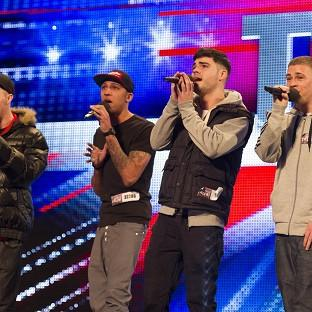 The Mend admit they got nervous singing in front of Simon Cowell on BGT