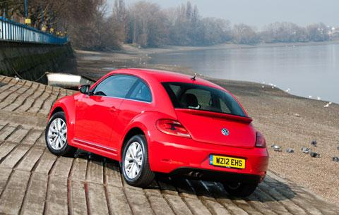 Review: New Volkswagen Beetle
