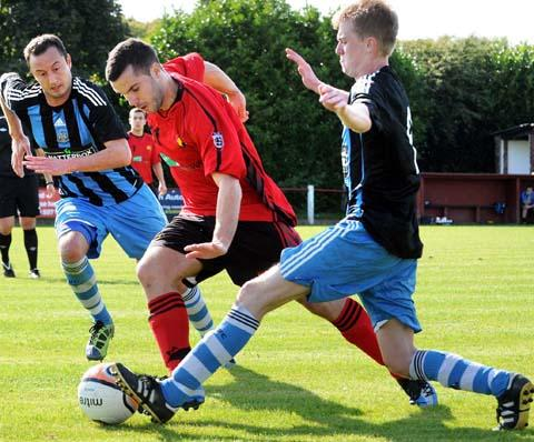 Crewe Guardian: Cheshire League: review of the week