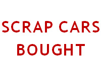 Scrap Cars Bought