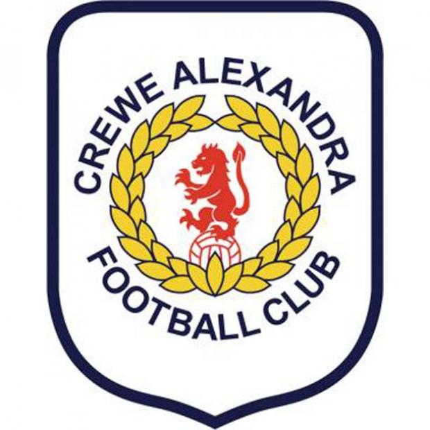 Leaders offer their good luck to Crewe Alexandra
