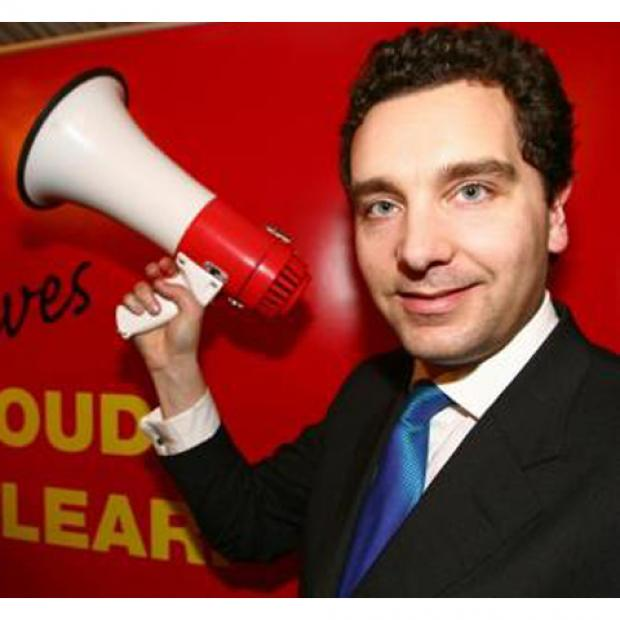 MP for Crewe and Nantwich, Edward Timpson, has welcomed a new law which will reform the scrap metal industry and tackle the scourge of metal theft