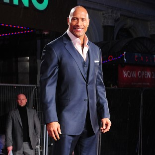 Dwayne Johnson fancies a Star Wars role