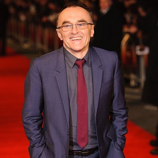 Danny Boyle was creative director of the London Olympics' opening ceremony