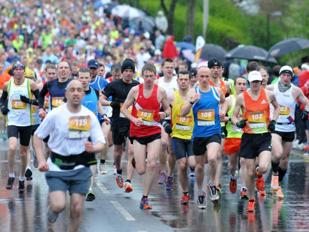 The ASICS Greater Manchester Marathon in Trafford is the flattest and fastest marathon in the UK