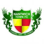 Crewe Guardian: Football Team Logo for Nantwich Town