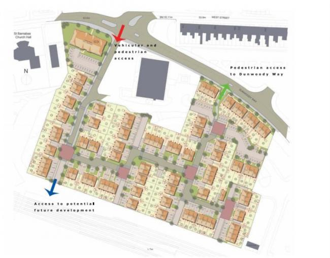 Housing estate planned for Crewe Bombardier site | Crewe Guardian