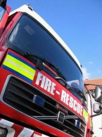 Appeal after deliberate hedge fire in Crewe