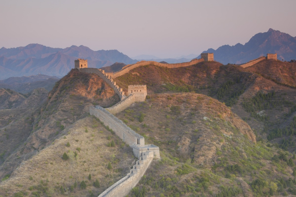 Challenge to walk the Great Wall for muscular dystrophy research
