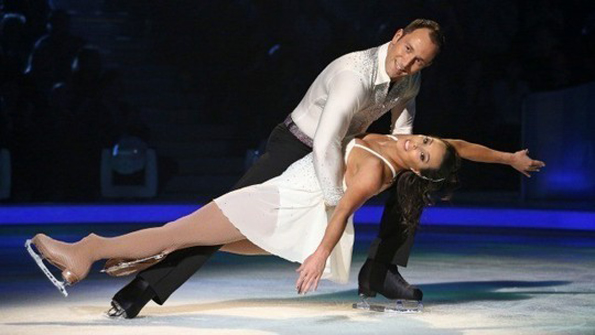 Crewe Guardian: Former Crewe gymnast wows Dancing on Ice judges