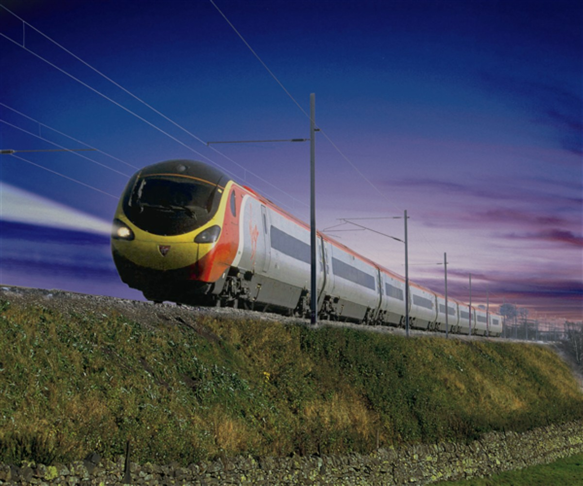 Improvements to the West Coast Main Line will offer faster and more regular services from Crewe to London and Manchester.