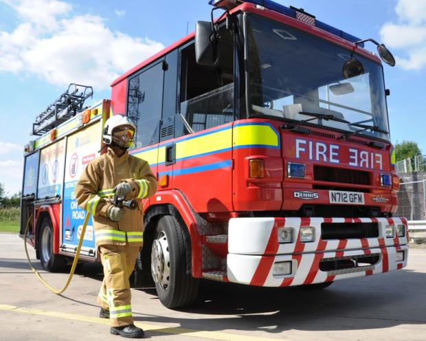 Firefighters announce more strike action for next month