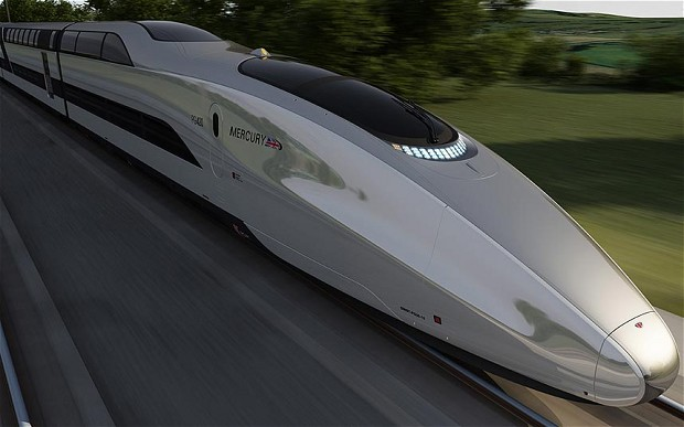 UPDATE: HS2 in Crewe by 2027 - chairman backs Crewe hub station plan