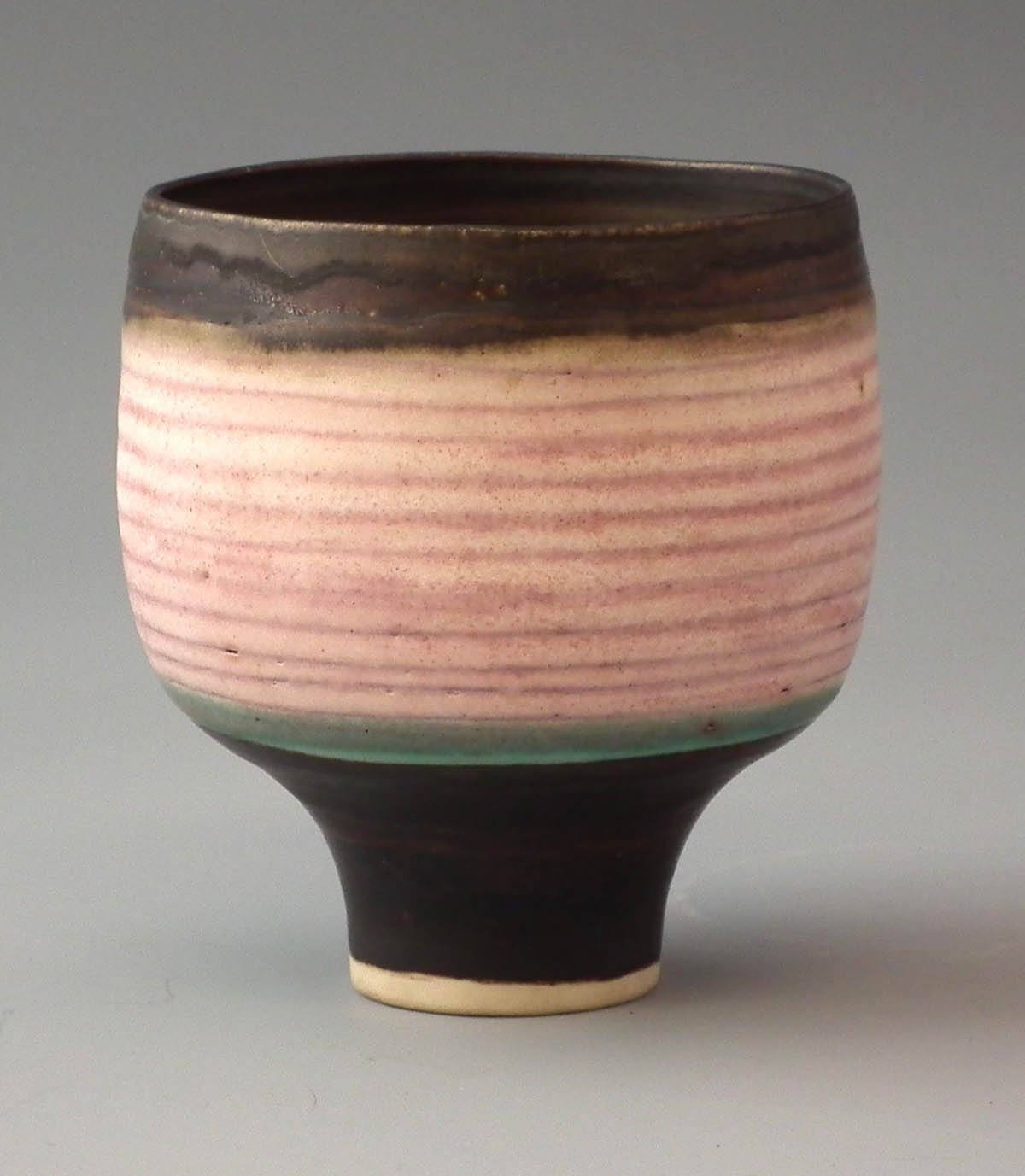 The vase, which sold for £8,500.