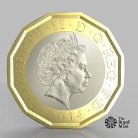Crewe Guardian: The new one pound coin announced by the Government will be the most secure coin in circulation in the world (HM Treasury/PA)