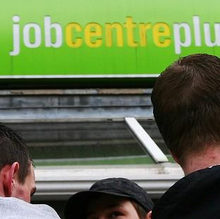 Crewe Guardian: New figures have revealed another fall in the jobless total.