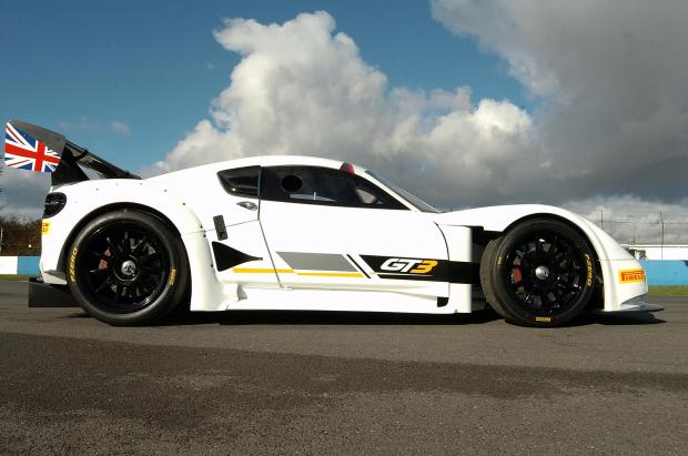 Chevron to compete with USA's dominant Dodge Vipers