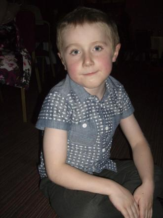 Crewe mum and dad, Karen and Neil Robinson, organise the fundraiser each year for their son, Thomas, and the Muscular Dystrophy Campaign