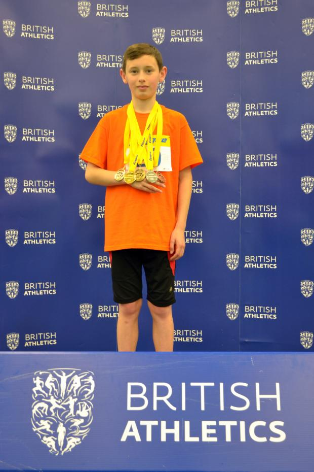 Crewe Guardian: Speed bounce champion leaps to national success