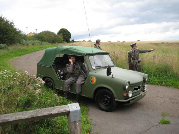 The Soviets are coming to a Cold War recreation event at Nantwich's nuclear bunker this weekend