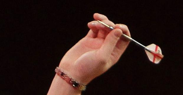 Rivals on top in darts league's Premier Division