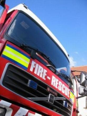 Firefighters called to Nantwich tree arson