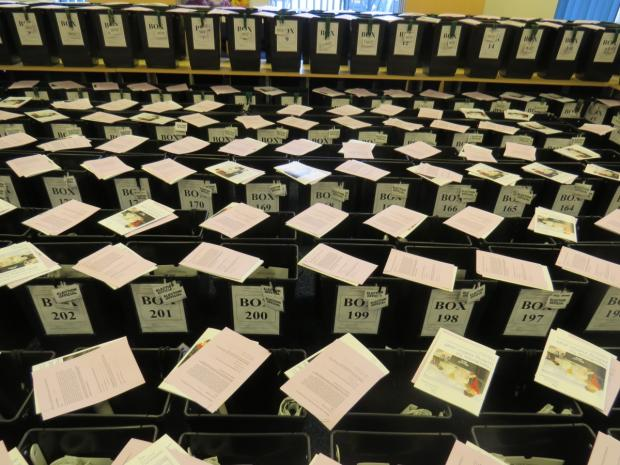 'Don't miss Euro vote' urges Cheshire East chief exec