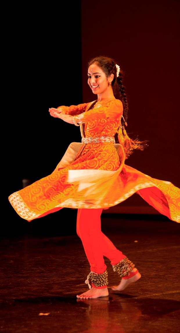 Crewe Guardian: Dancer, Ankita Kotamarthi, will appear on TV in India afte