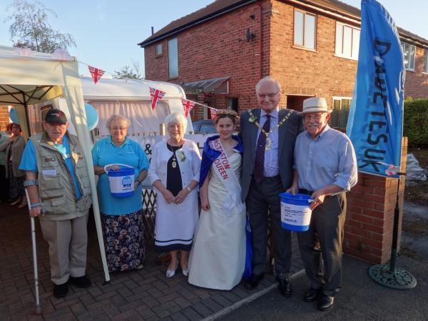 Annual garden party boosts funds for Diabetes UK