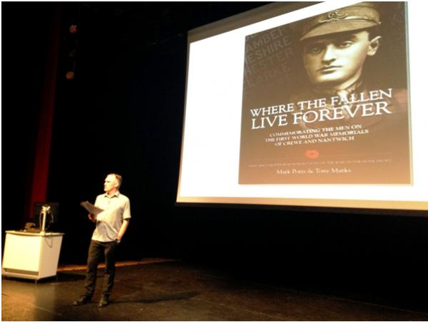 Great War symposium attracts experts to Crewe