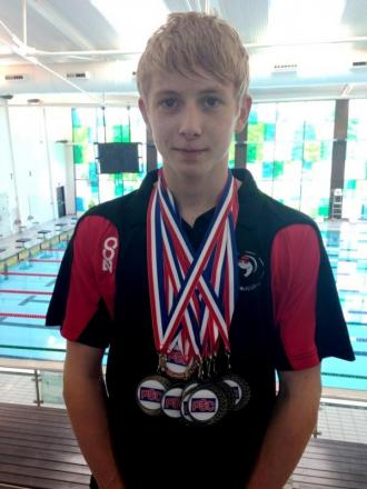 Eastwood in the medals for Flyers