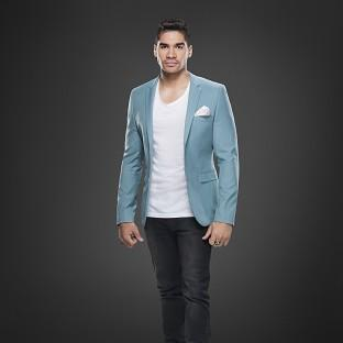 Louis Smith who is to showcase his medal-winning skills - along with other Team GB gymnasts - with a performance to launch BBC1 series Tumble.