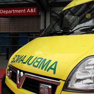 New figures show that last year almost 300,000 patients were caught in queues of ambulances outside emergency departments
