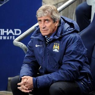 Manuel Pellegrini is taking nothing for granted when Manchester City face S
