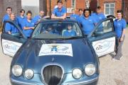 Crewe telecoms team to complete Top Gear-style driving challenge