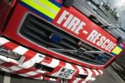 Candle danger warning after Crewe flat fire