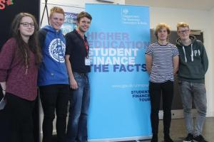 Students get top tips on financing their way through university