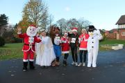 Get festive during run in Queens Park