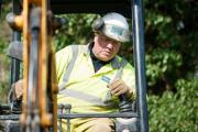 Severn Trent Water said the work is on course to be completed by August 2015