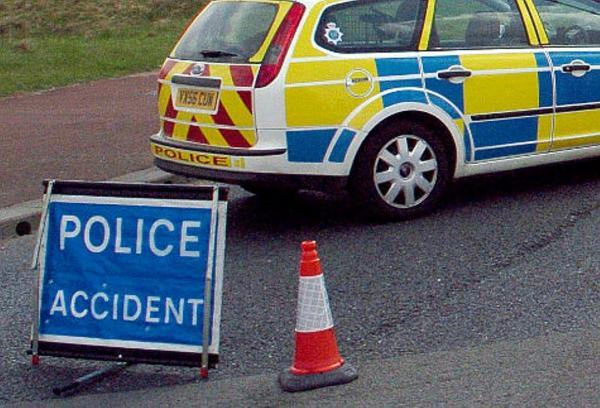 The incident took place at Quoisley Bridge on the A49 near to Bradley Green (29711888)