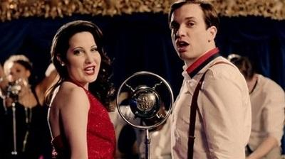 Let's Hope Electro Velvet 'Can Help Silence the UK Moaners' at Eurovision