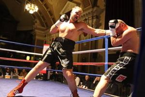 Heavyweight Gorman aiming for a win in his second pro fight