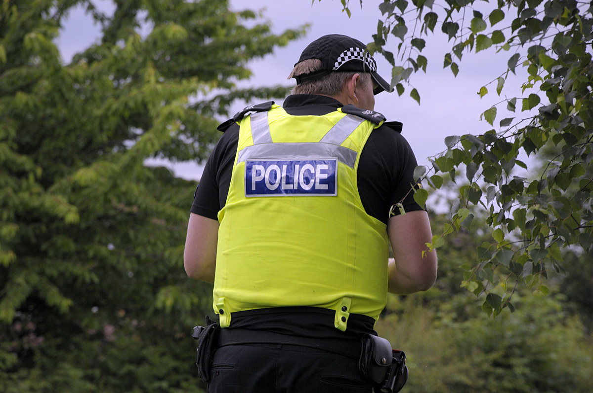 A consulation is currently underway regarding police funding