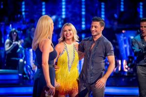 Laura gets ready to brave through the pain as she returns to Strictly