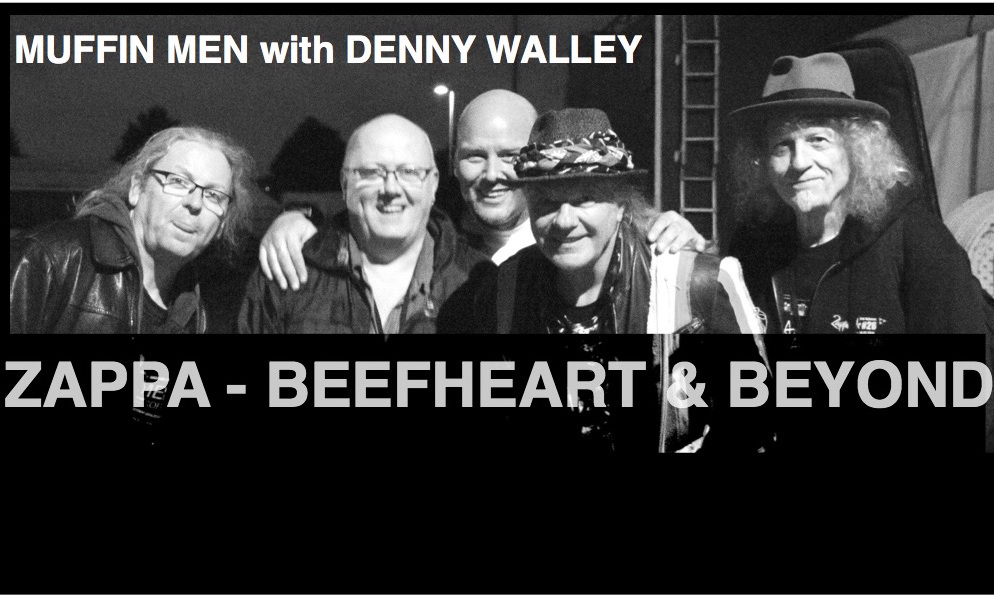 The Muffin Men With Denny Walley